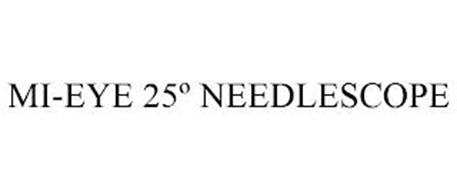 MI-EYE 25º NEEDLESCOPE