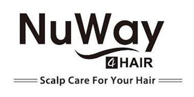 NUWAY 4 HAIR SCALP CARE FOR YOUR HAIR
