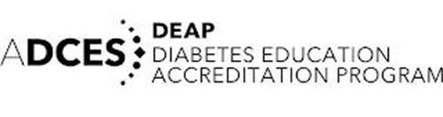 ADCES DEAP DIABETES EDUCATION ACCREDITATION PROGRAM