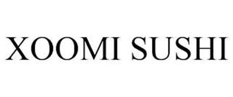 XOOMI SUSHI