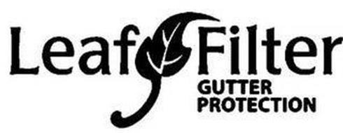 LEAF FILTER GUTTER PROTECTION