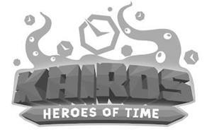 KAIROS HEROES OF TIME