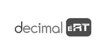 DECIMAL ERT
