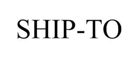 SHIP-TO