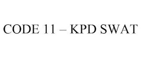 CODE 11 - KPD SWAT