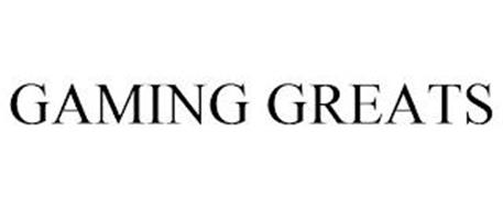 GAMING GREATS