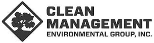 CLEAN MANAGEMENT ENVIRONMENTAL GROUP, INC.