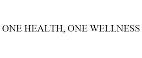 ONE HEALTH, ONE WELLNESS