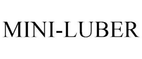 MINI-LUBER