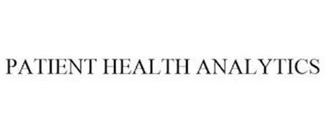 PATIENT HEALTH ANALYTICS