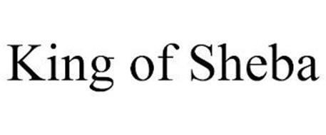 KING OF SHEBA