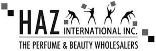 HAZ INTERNATIONAL INC. THE PERFUME & BEAUTY WHOLESALERS