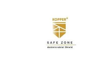KOPPER+ SAFE ZONE ANTIMICROBIAL SHIELD