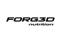 FORG3D NUTRITION