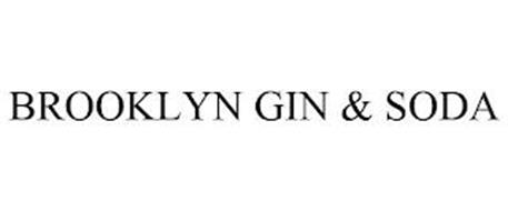 BROOKLYN GIN & SODA