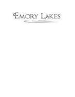 EMORY LAKES