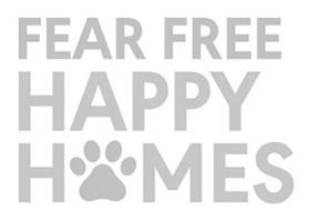 FEAR FREE HAPPY HOMES