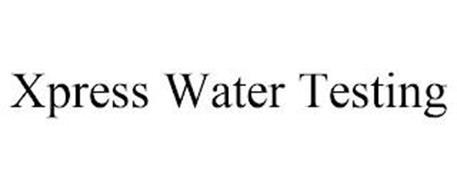 XPRESS WATER TESTING