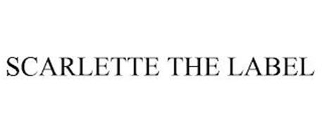 SCARLETTE THE LABEL