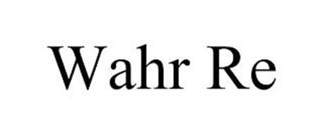 WAHR RE