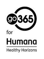 GO 365 FOR HUMANA HEALTHY HORIZONS