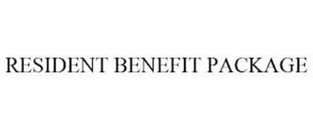 RESIDENT BENEFIT PACKAGE