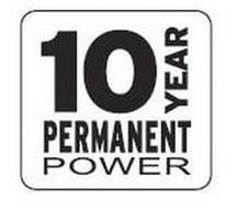 10 YEAR PERMANENT POWER
