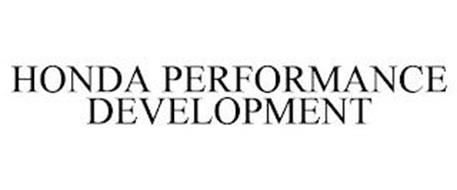 HONDA PERFORMANCE DEVELOPMENT