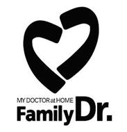MY DOCTOR AT HOME FAMILY DR.