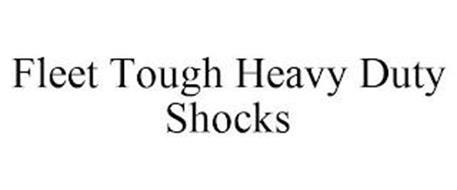 FLEET TOUGH HEAVY DUTY SHOCKS