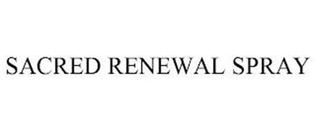 SACRED RENEWAL SPRAY