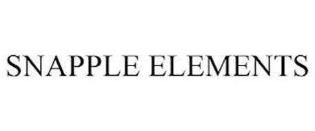 SNAPPLE ELEMENTS