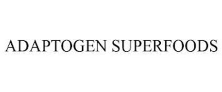 ADAPTOGEN SUPERFOODS