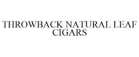 THROWBACK NATURAL LEAF CIGARS