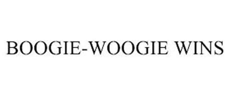 BOOGIE-WOOGIE WINS