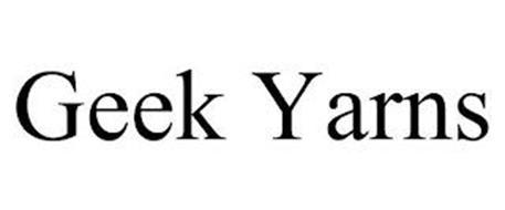 GEEK YARNS