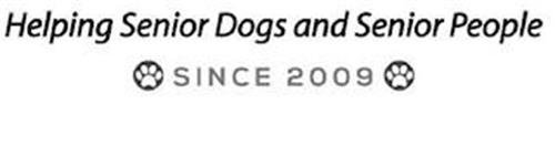 HELPING SENIOR DOGS AND SENIOR PEOPLE SINCE 2009