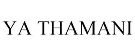 YA THAMANI