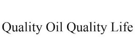 QUALITY OIL QUALITY LIFE