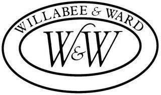 WILLABEE & WARD W&W