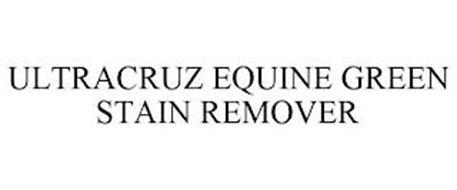 ULTRACRUZ EQUINE GREEN STAIN REMOVER