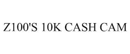 Z100'S 10K CASH CAM
