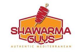 SHAWARMA GUYS AUTHENTIC MEDITERRANEAN