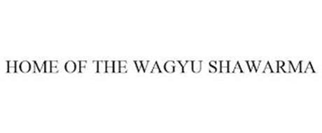 HOME OF THE WAGYU SHAWARMA