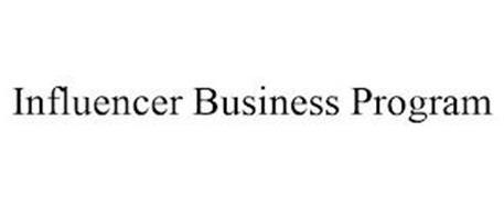 INFLUENCER BUSINESS PROGRAM