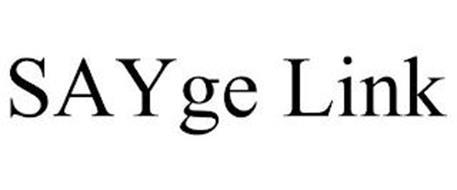 SAYGE LINK