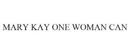 MARY KAY ONE WOMAN CAN