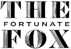 THE FORTUNATE FOX
