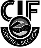 CIF CENTRAL SECTION