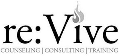 RE:VIVE COUNSELING | CONSULTING | TRAINING
